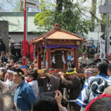 2014(平成26)年度 かなまら祭が川崎の金山神社で開催