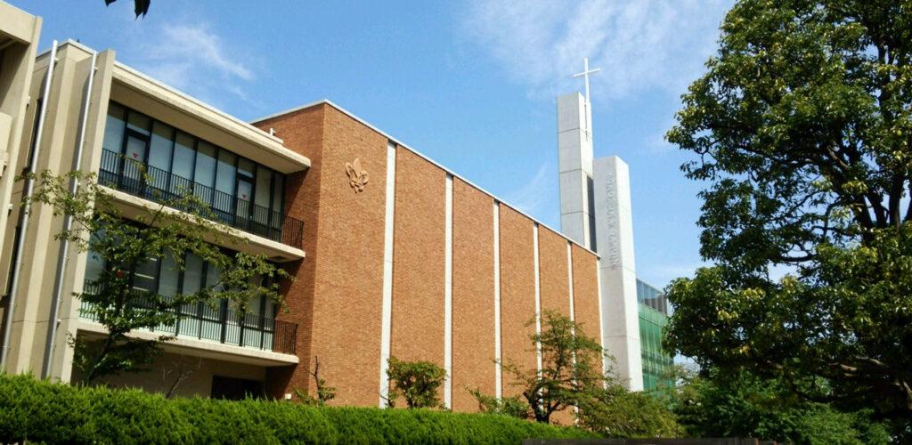 横須賀学院高等学校外観2014年秋
