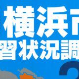 横浜市学力学習状況調査(中学生)過去問題集の発売がなくなりました