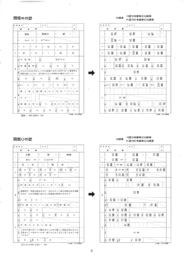 横浜英和女学院入試解答例集2014年度 7