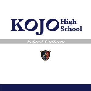 向上高等学校平成29年度入試向け制服案内