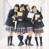 駒澤学園女子高校 平成29年度入試向けパンフレット写真