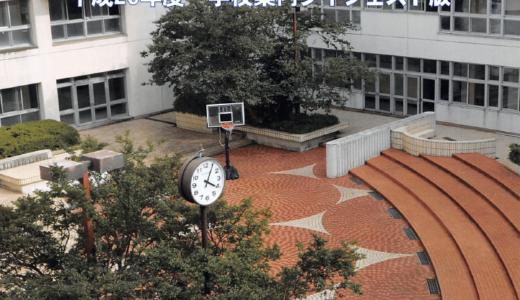 大和東高等学校 平成30年度入試向けパンフレット