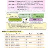 神奈川県立古田島高等学校 平成31年度入試向けチラシ裏