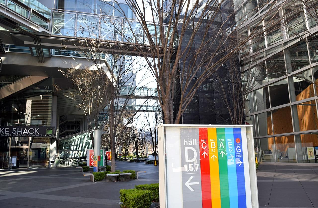 東京国際フォーラム 2019 年3月 24 日1