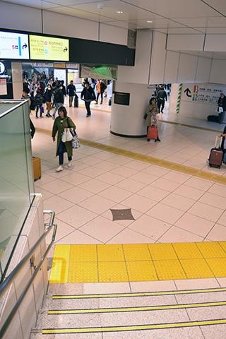 東京駅 浜口雄幸首相遭難現場2 2019 年撮影