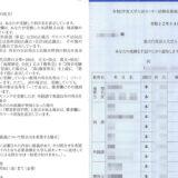 令和2年度 大学入試センター試験 成績通知書の郵送始まる