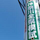神奈川県公立高校入試 学校別合格者平均内申点 2020